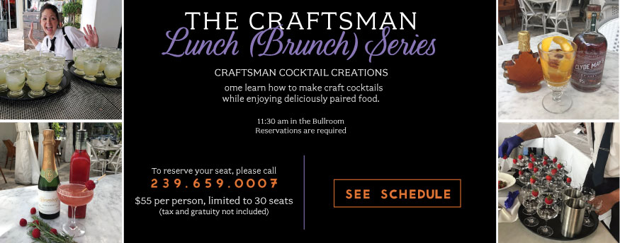 Continental Craftsman lunch Series 2019