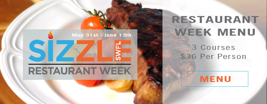 continental promotions Restaurant Week