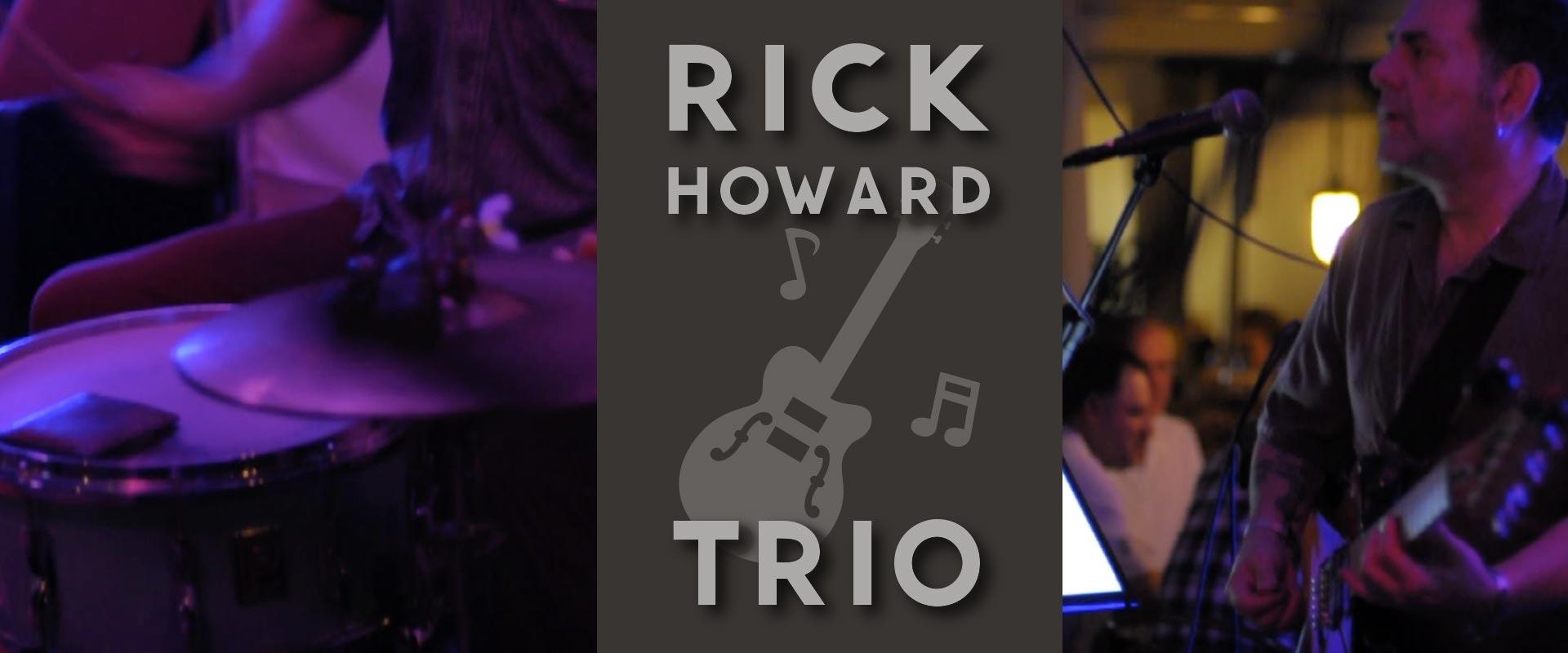 continental music rick howard trio