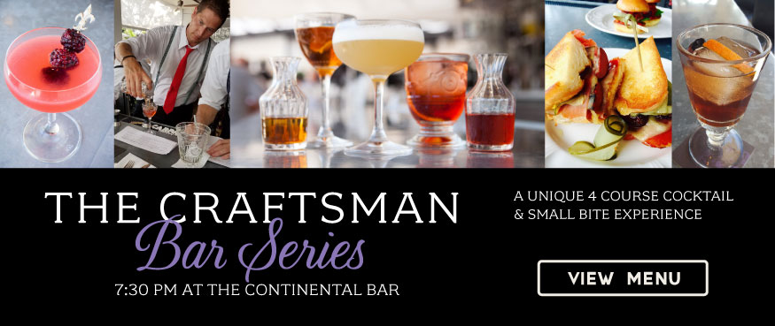 continental promotions craftsmen bar series