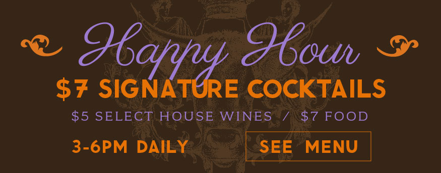 continental promotions happy hour specials
