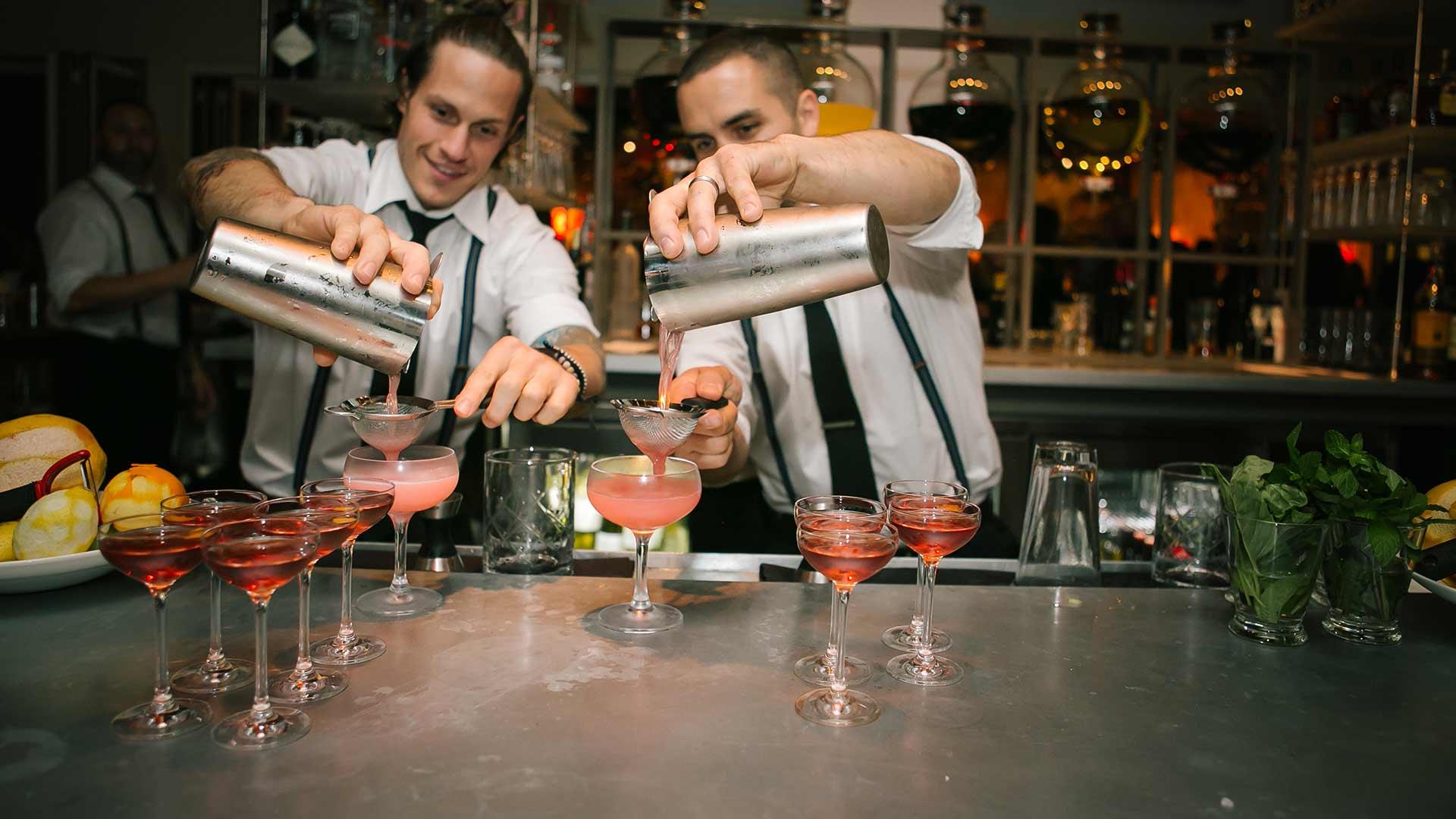 continental restaurant kitchen chefs