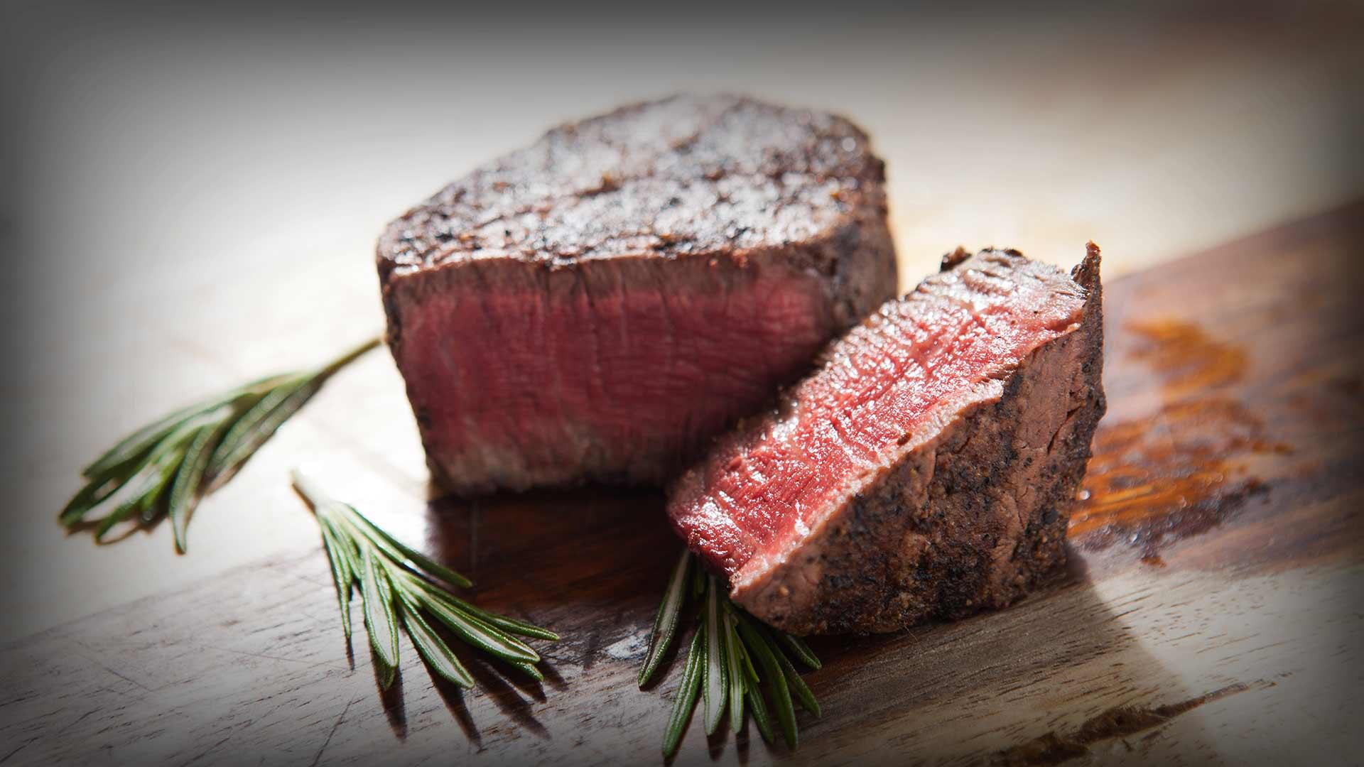 continental restaurant steaks cut