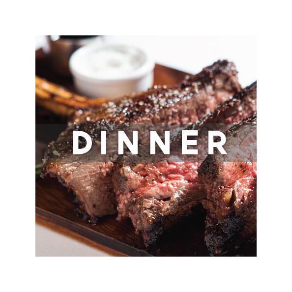 damicos continental menu dinnner