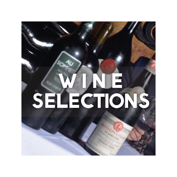 damicos-contindamicos continental menu wine selections